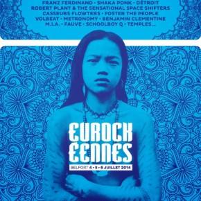 Les Eurockéennes 2014 // 4/5/6 juillet