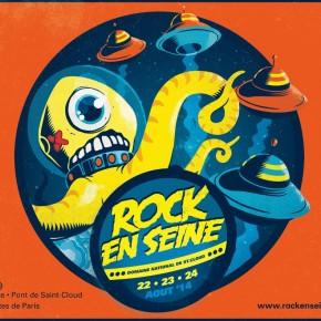 Rock en Seine 2014: Suivez le guide !