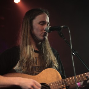 Chris Garneau + Eaves // Badaboum // 15 novembre 2014
