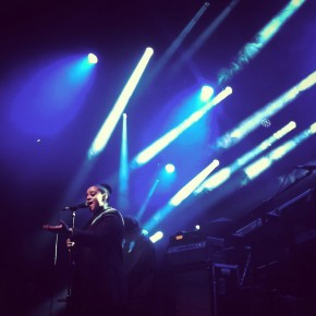The Shoes + Flavien Berger + Chet Faker + Glass Animals + Seinabo Sey // Festival les Inrocks Philips // La Cigale // 13 novembre 2014