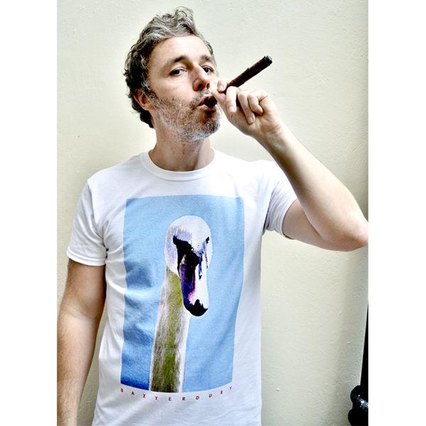 t-shirt baxter dury