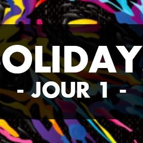 Solidays 2015 // Jour 1: The Do, Hanni El Khatib, Angus & Julia Stone, Izia, Palma Violets, Radio Elvis // Hippodrome de Longchamp