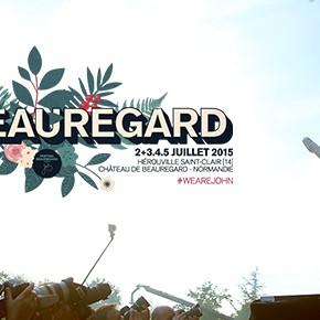 Festival Beauregard // 3, 4 et 5 juillet 2015