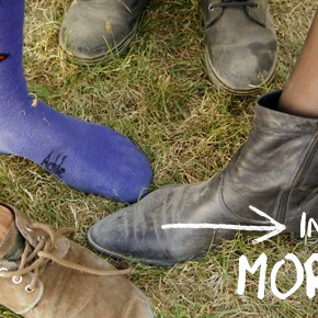 Rencontre // Moriarty // Solidays 2015