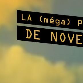 La (méga) playlist de novembre Partie 1