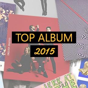 LES MEILLEURS ALBUMS DE 2015