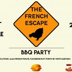 Concours // 2 places à gagner pour la soirée The French Escape à La Flèche d'Or le 25 mai 2016