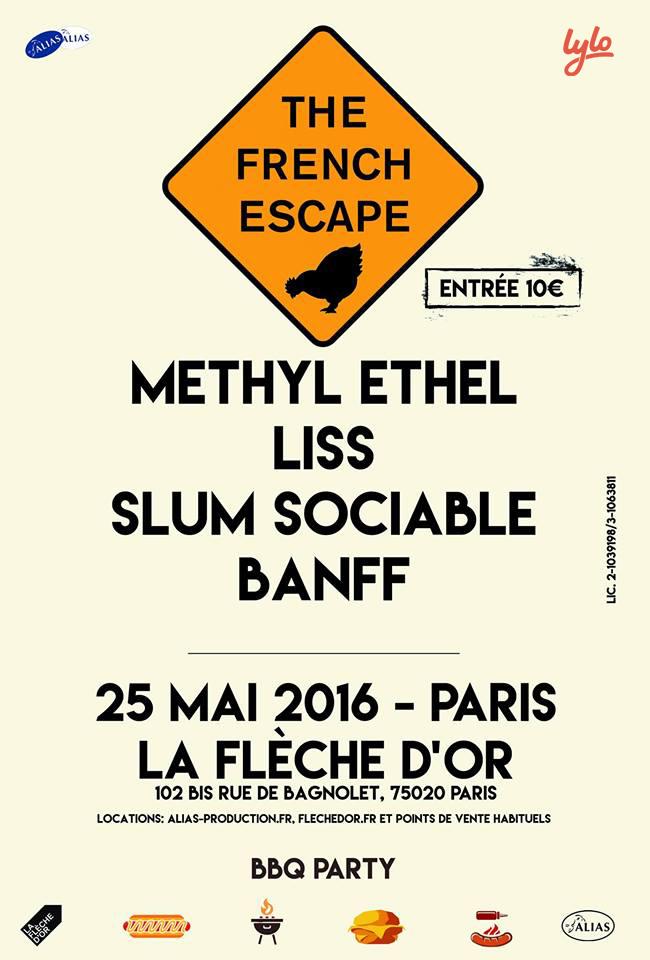 The French Escape + Lylo