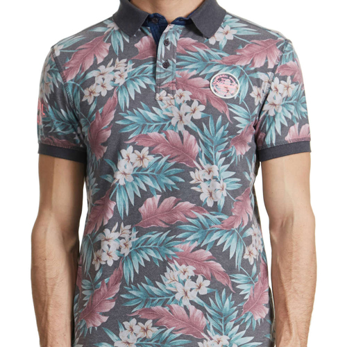 Kaporal-T-shirt-tropical-homme