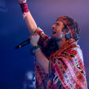 Crystal Fighters // Le Trabendo // 24 octobre 2016