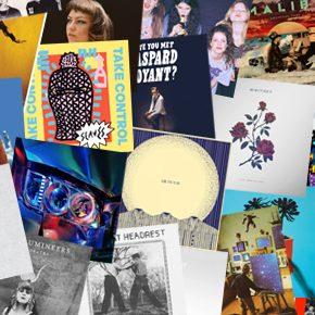 Les meilleurs albums 2016