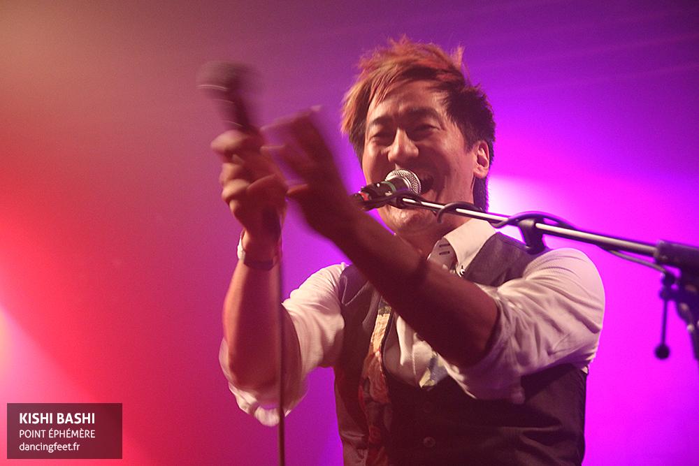 Kishi Bashi + Beaty Heart + Tall Tall Trees // Le Point Ephémère // 23 octobre 2014