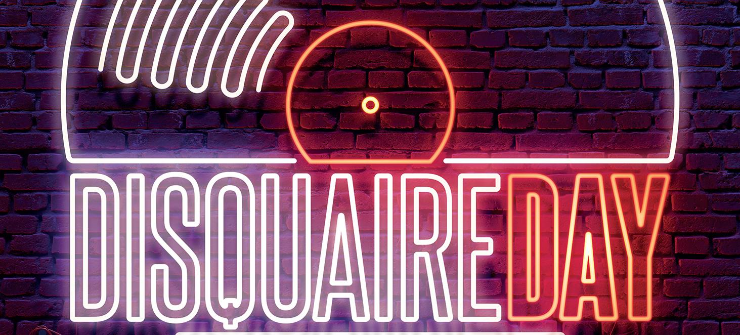 Disquaire Day: chasse au vinyle, lives et dj sets intimistes