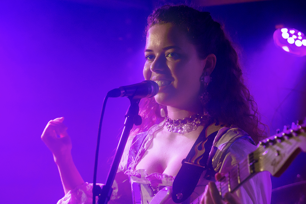 Nilüfer Yanya, princesse de la soul indie londonienne