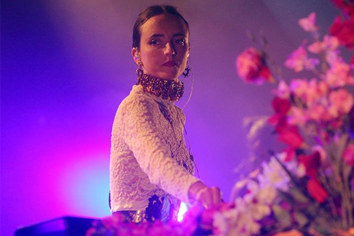 Irène Drésel, l'envoûtante fleur de la techno à la française
