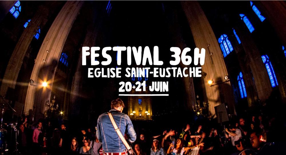 soirées Paris juin saint eustache