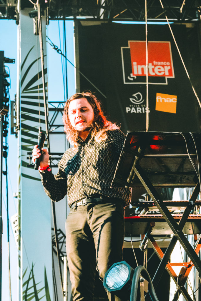 Flavien Berger Fnac Live 2019